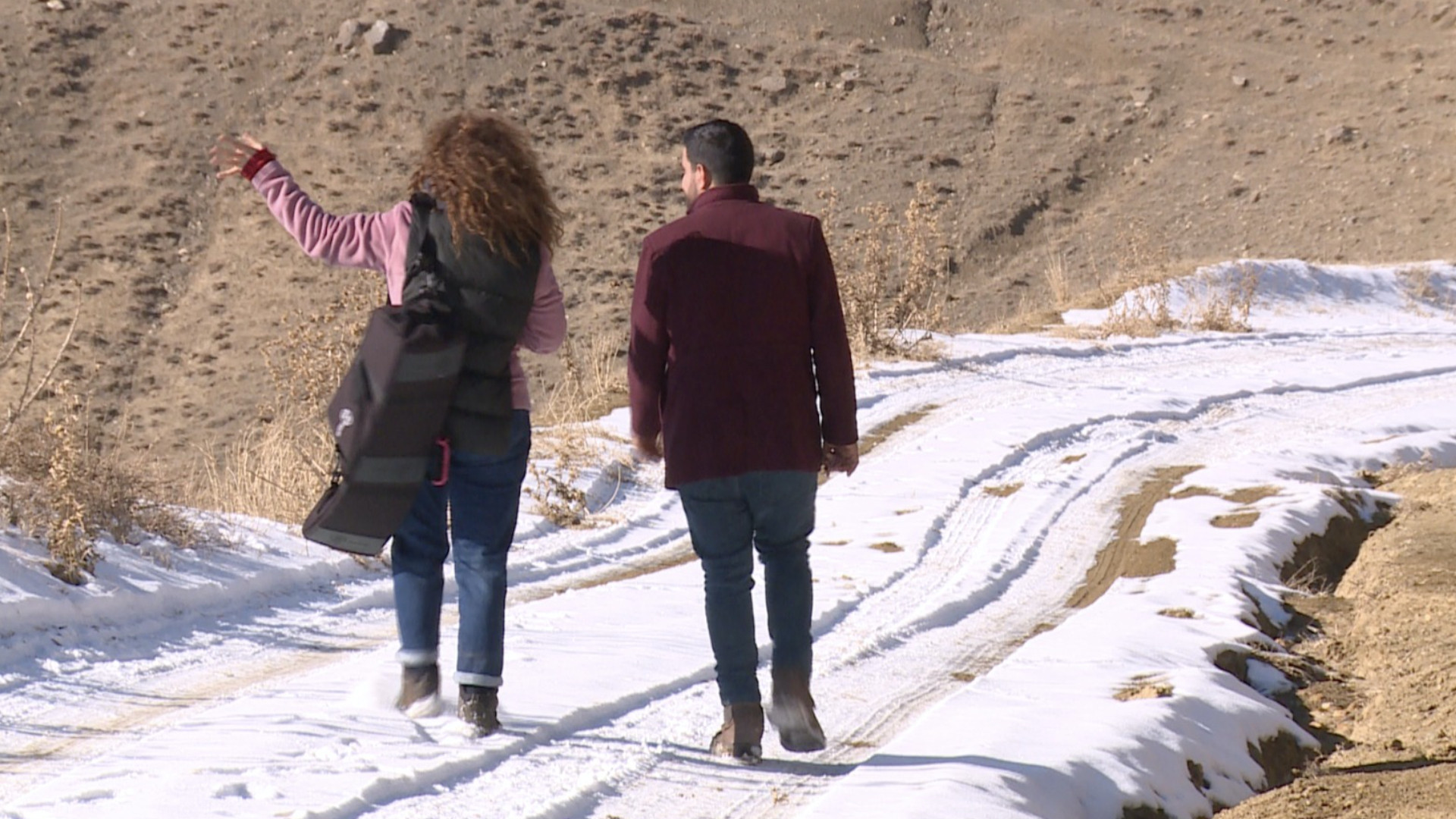 Tiptoeing on the Turkey-Iran border: A day with a human trafficker