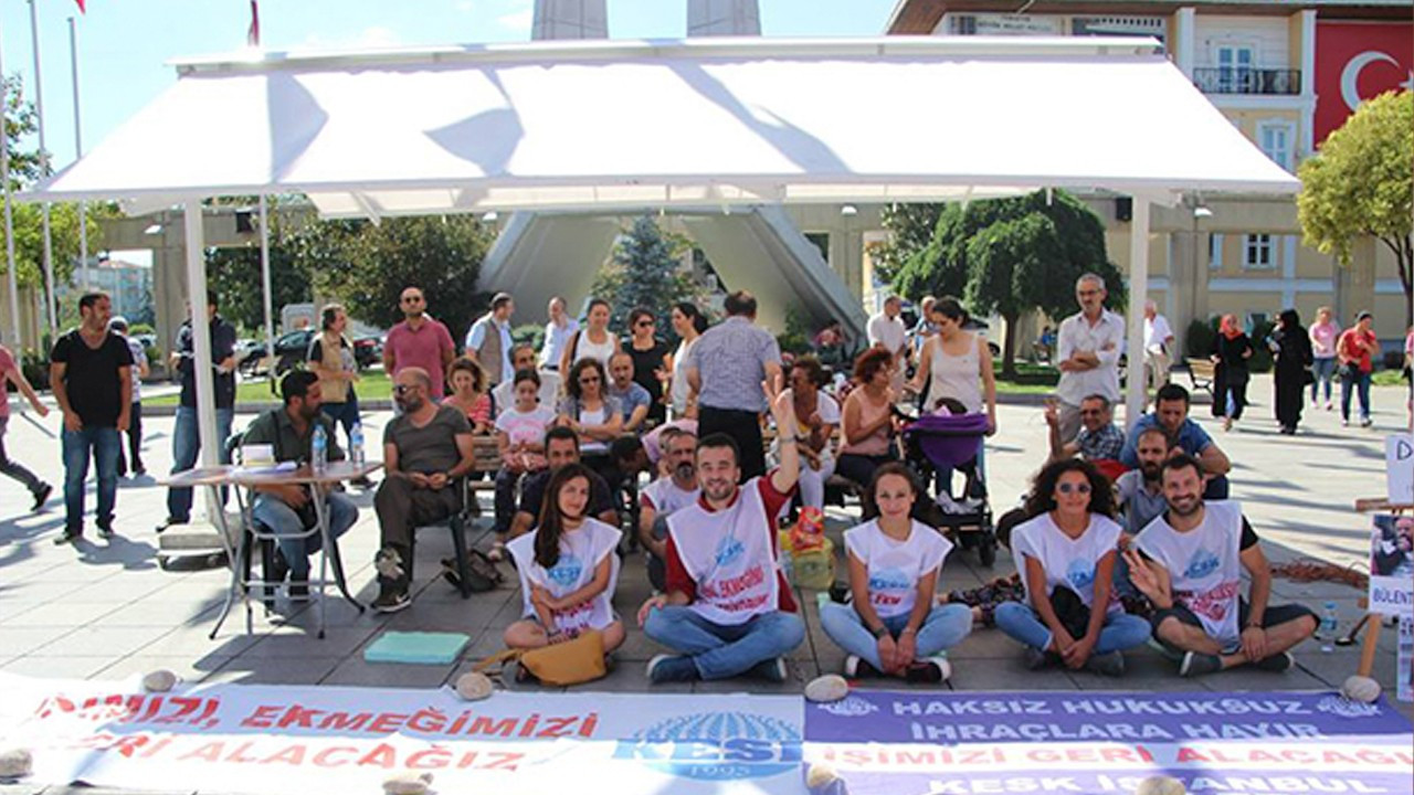Turkey's top court rules sit-in protest, hunger strike not criminal, but freedom of expression