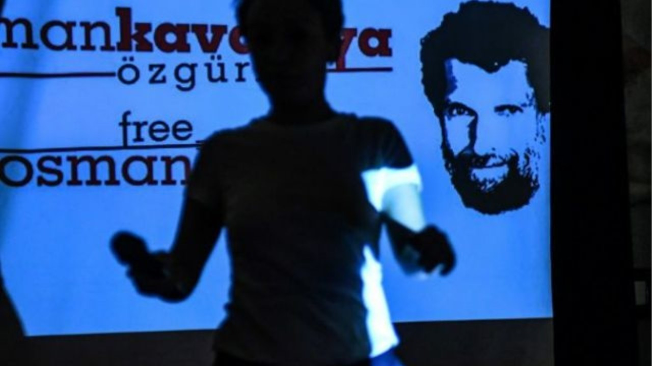 Osman Kavala says Turkish courts give decisions under influence of politics after top court backs his imprisonment