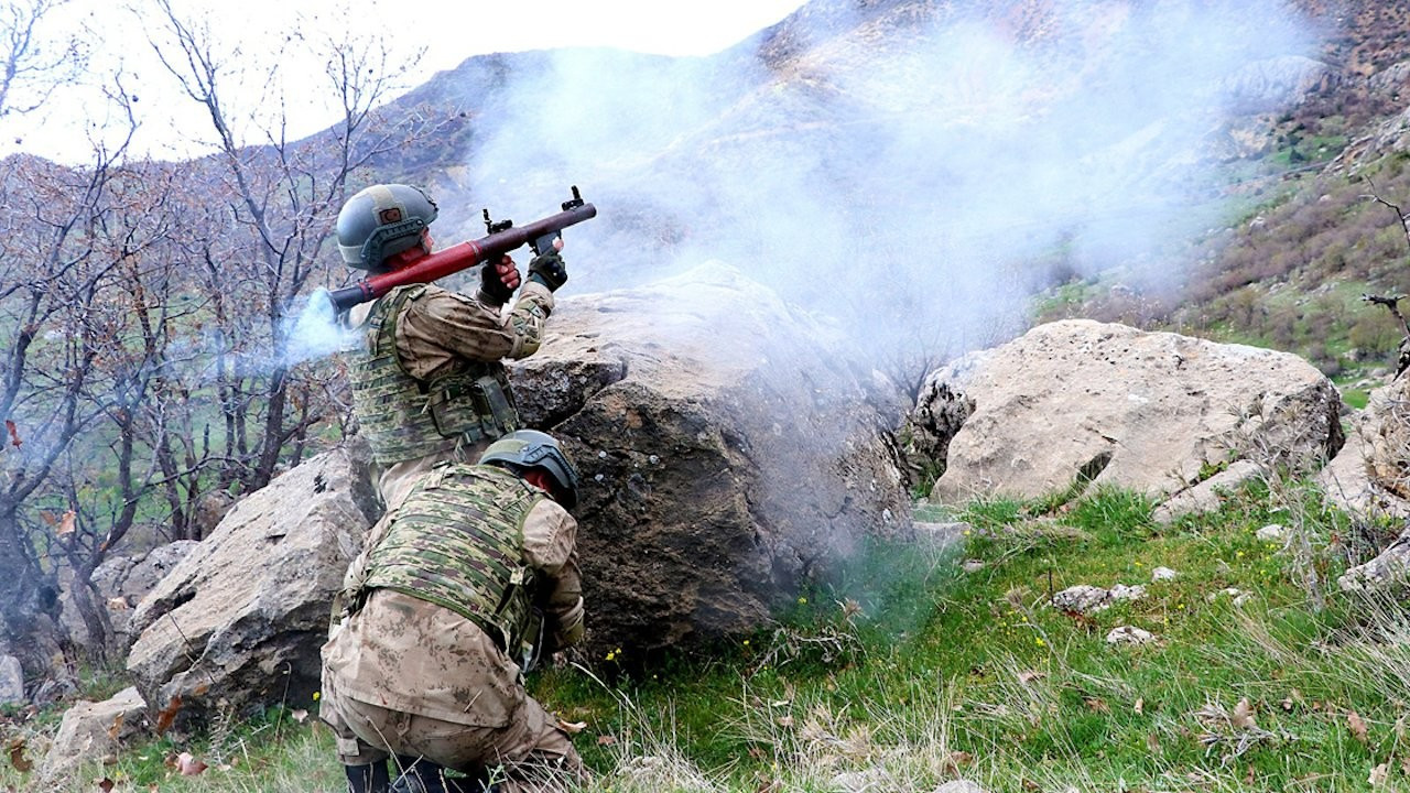 '30,416 PKK militants either killed, wounded or captured since 2015'