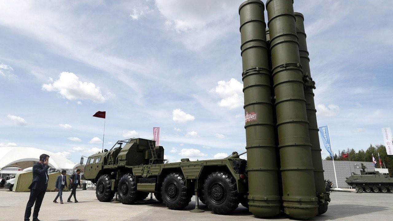 US denies forming joint working group with Turkey on S-400s