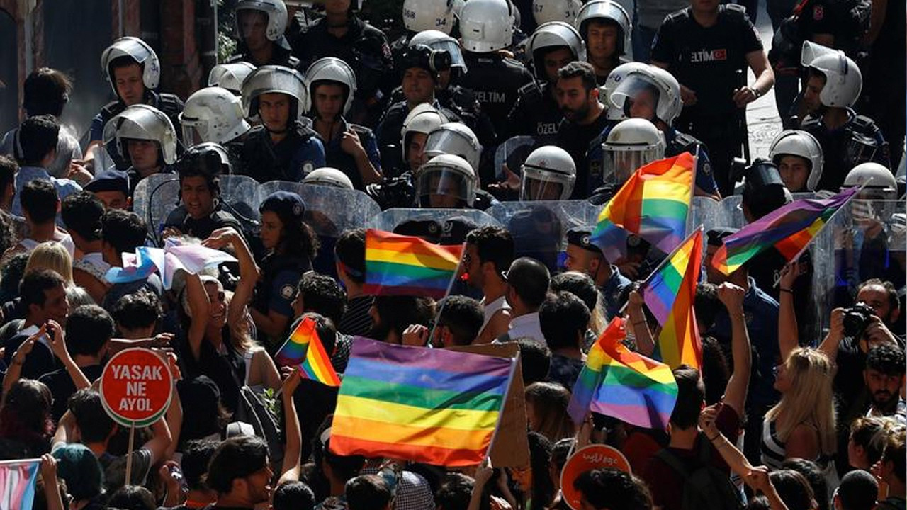 Turkey's LGBT+ community suffered attacks in every month of 2020