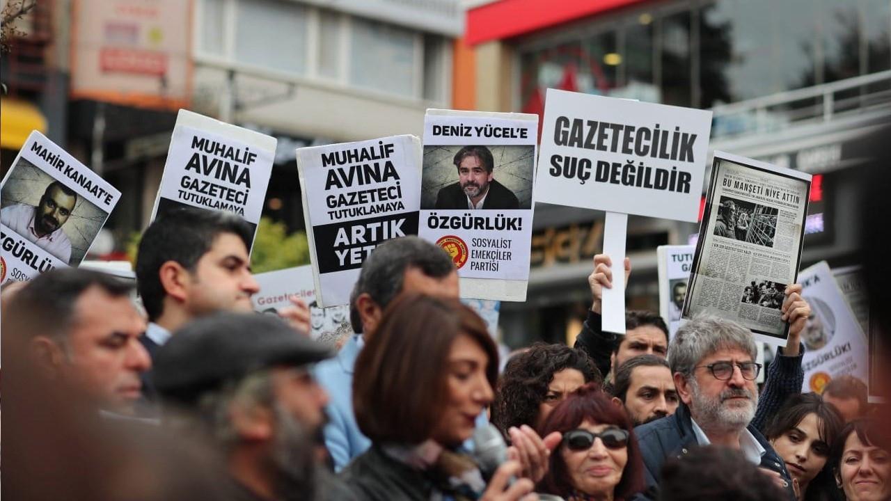Turkey imprisoned dozens of journalists in 2020
