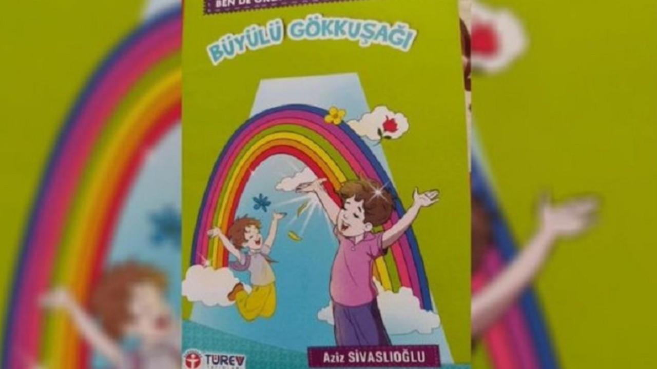 Turkish ministry declares rainbow-themed children's book 'obscene'