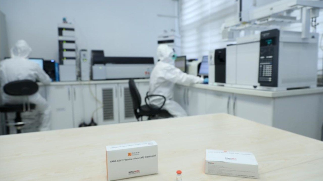 Turkey to authorize use of Sinovac's COVID-19 vaccine if at least 2 weeks of testing proves safety