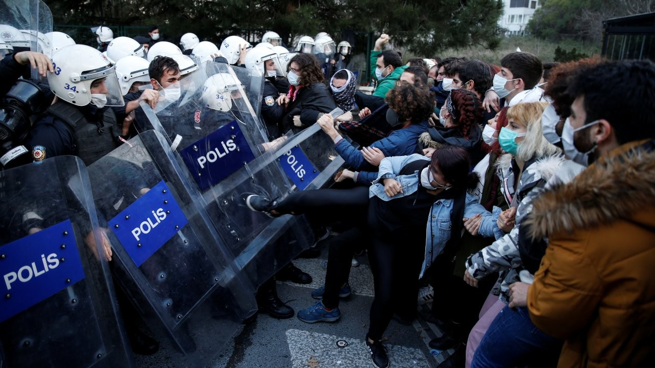 Public review agency defends right to assembly amid Boğaziçi protests