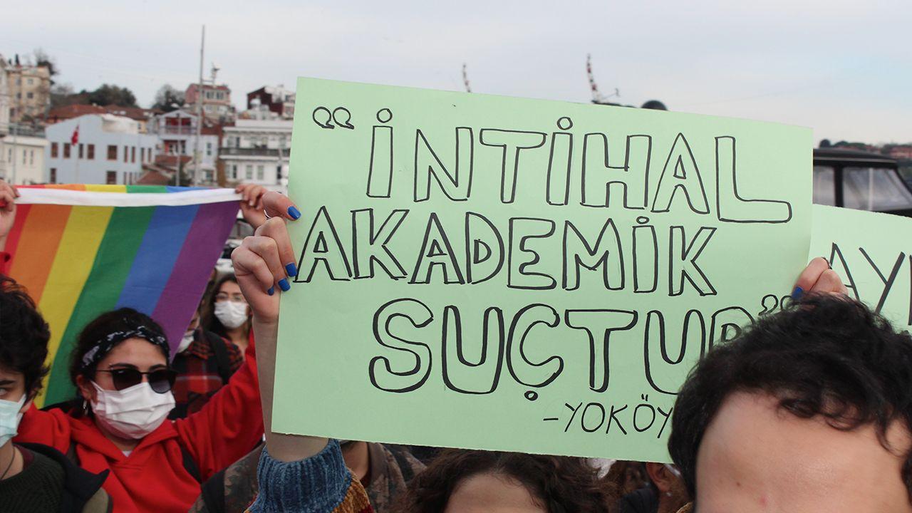 Boğaziçi students 'will not let Erdoğan's appointed rector through' - Page 4
