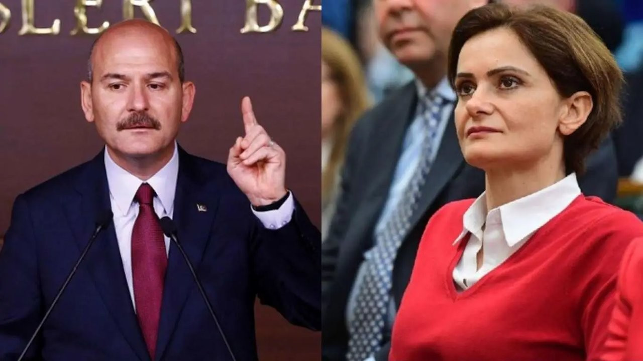 Turkish Interior Minister targets CHP Istanbul chair Kaftancıoğlu, calls her 'a jester of terrorist organizations'