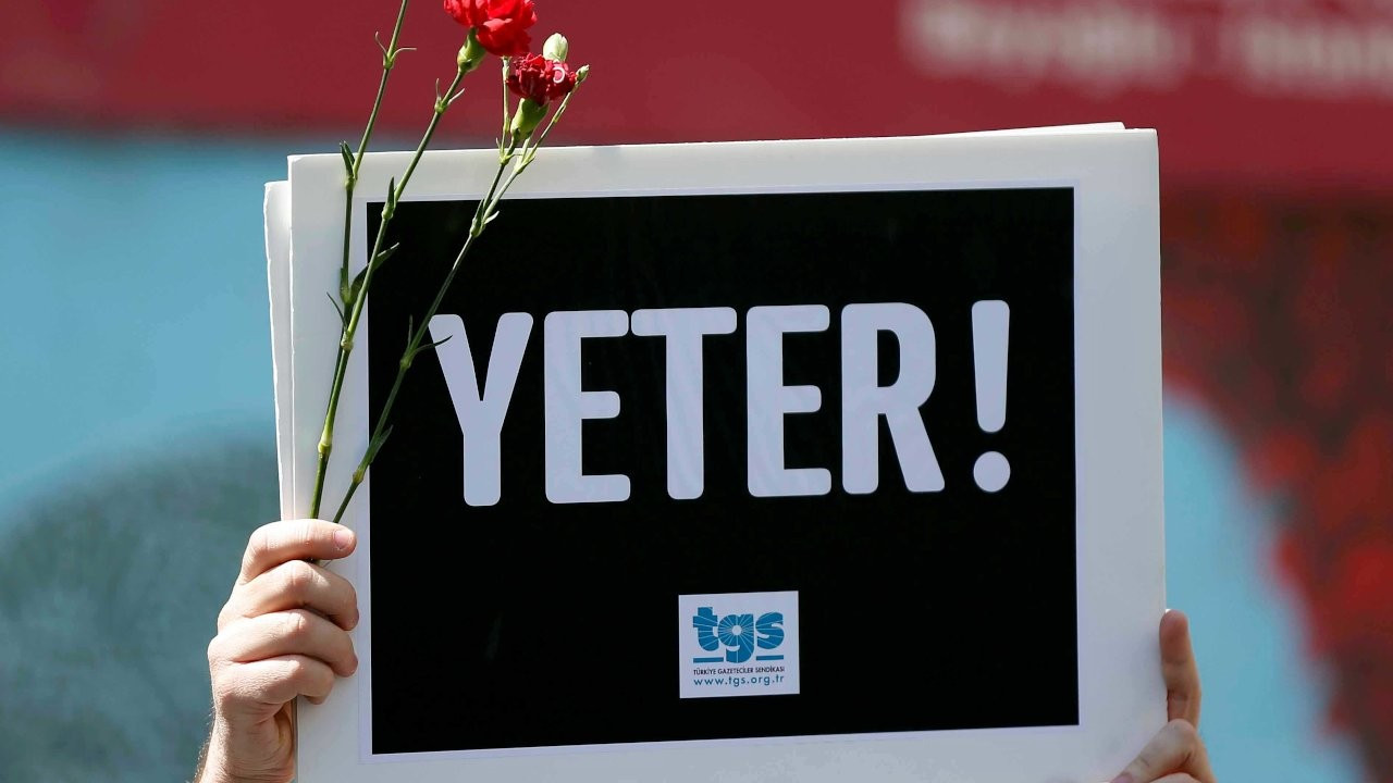 Turkish authorities hail press freedom as dozens of journalists remain imprisoned