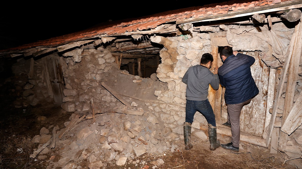 4.5 magnitude earthquake rattles Turkish capital