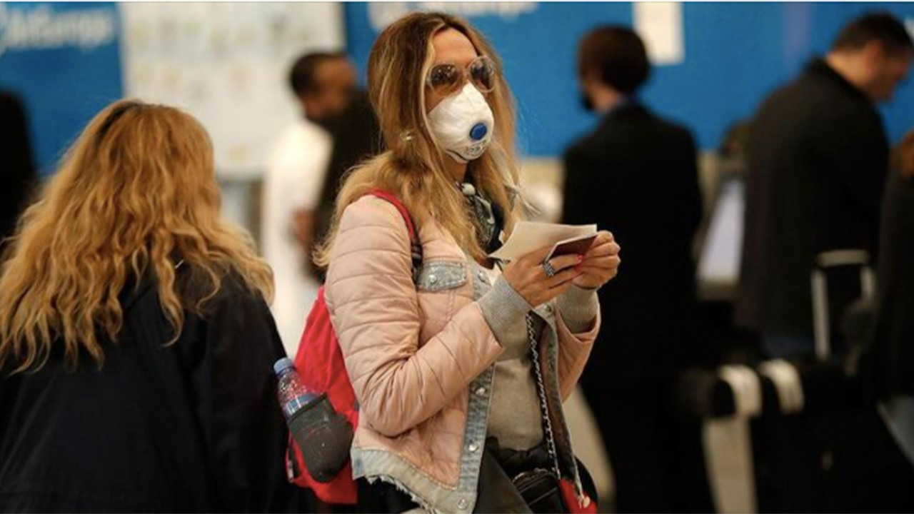 Turkish Airlines bans wearing masks with vents on planes