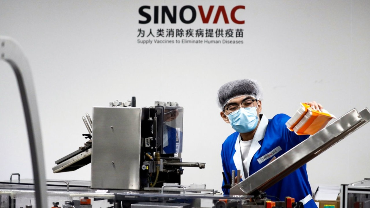Chinese COVID-19 vaccine shows only 50.4 percent overall efficacy in Brazil trial