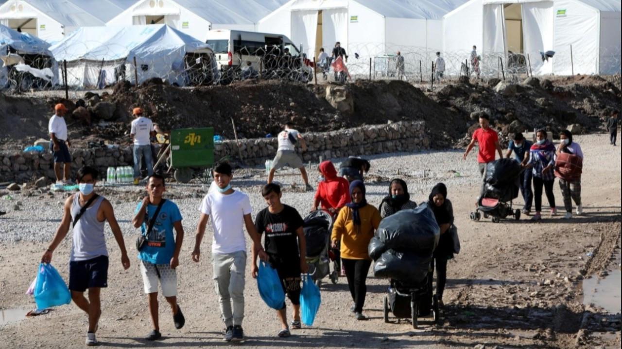 Greece seeks to send 1,450 migrants back to Turkey