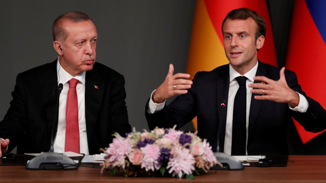 'Dear Tayyip': Macron, Erdoğan exchange letters, agree to resume talks