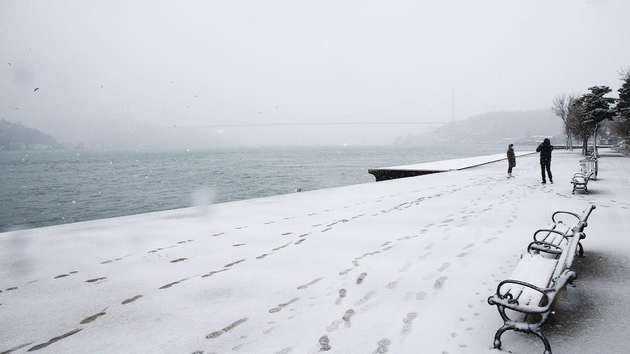 Passage through Bosphorus Strait suspended due to low visibility