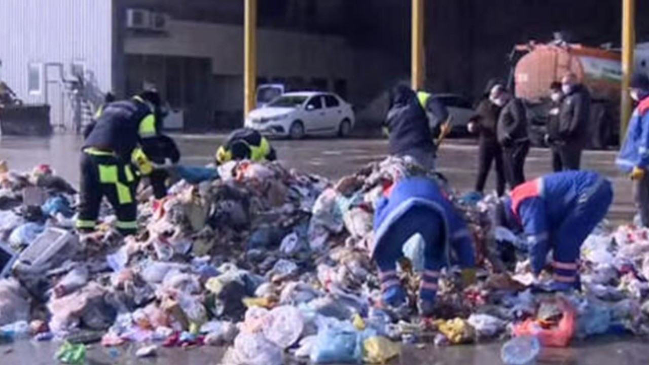 Municipality forms team to find gold coins mistakenly thrown in trash