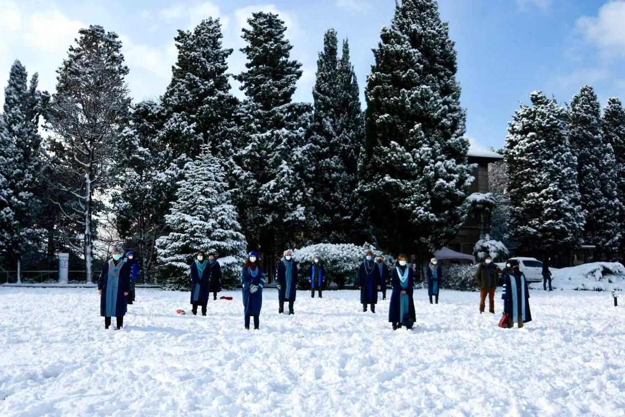 Boğaziçi University academics mark two weeks of rector protests on snow-white campus - Page 2