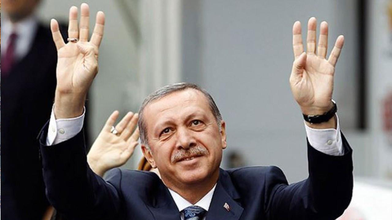 Erdoğan warns party members who neglect Muslim Brotherhood gesture