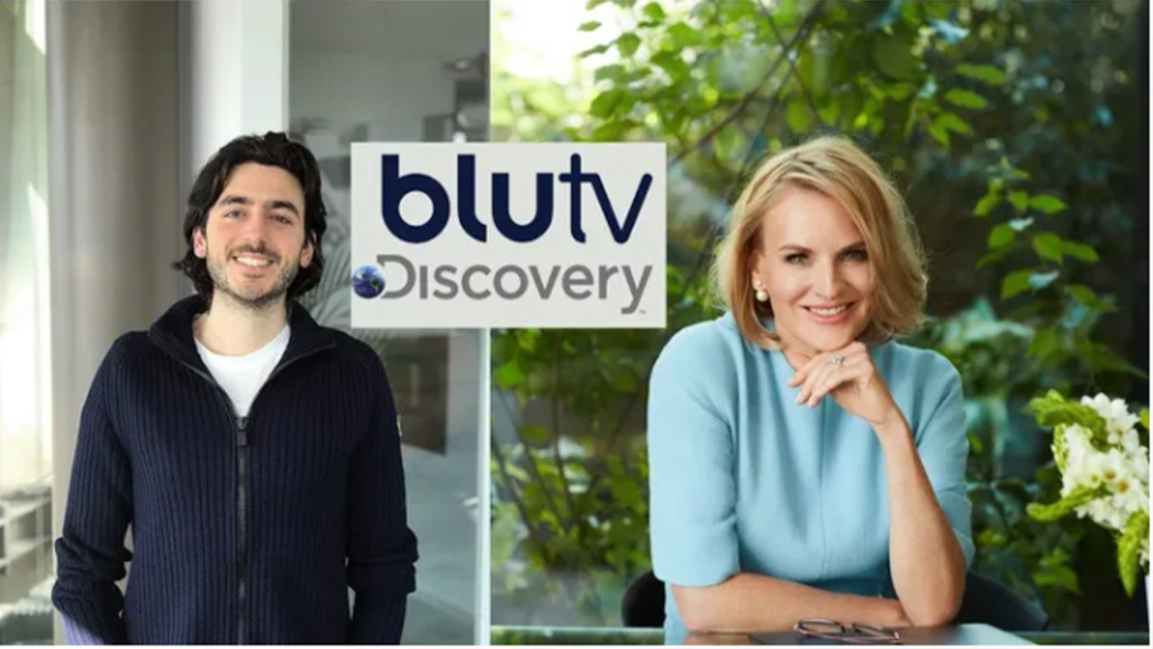American broadcast giant Discovery buys 35 pct of Turkish BluTV stocks