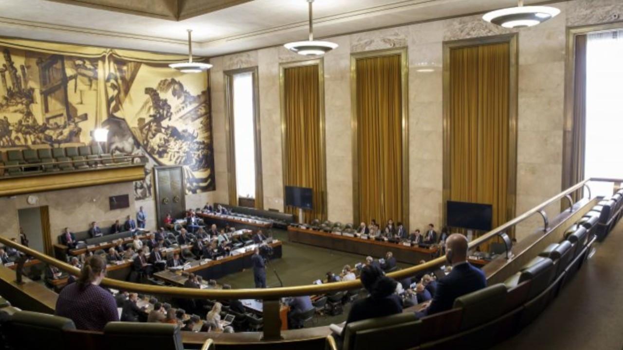 Turkey, Iran block rival countries from joining UN disarmament talks