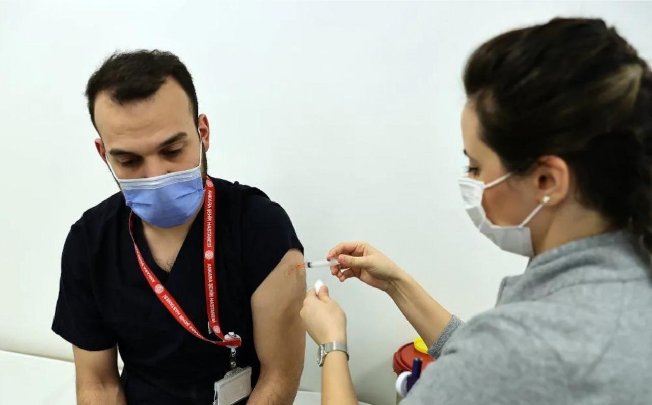 Turkey COVID-19 vaccine