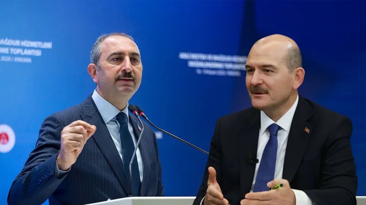 Justice Minister says he won't receive orders after Soylu blasts judiciary for not arresting man who insulted his mother