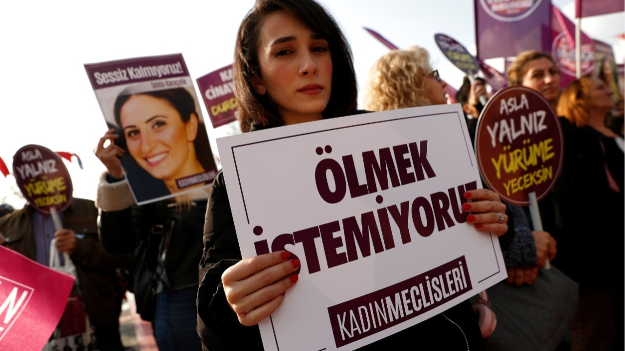 A sad face, a tie and an allegation of provocation are all a woman's killer needs to get a lenient sentence in Turkey