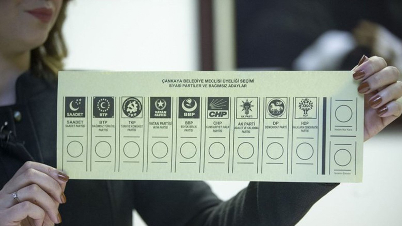 AKP considers changes to voting system: No ballot envelopes