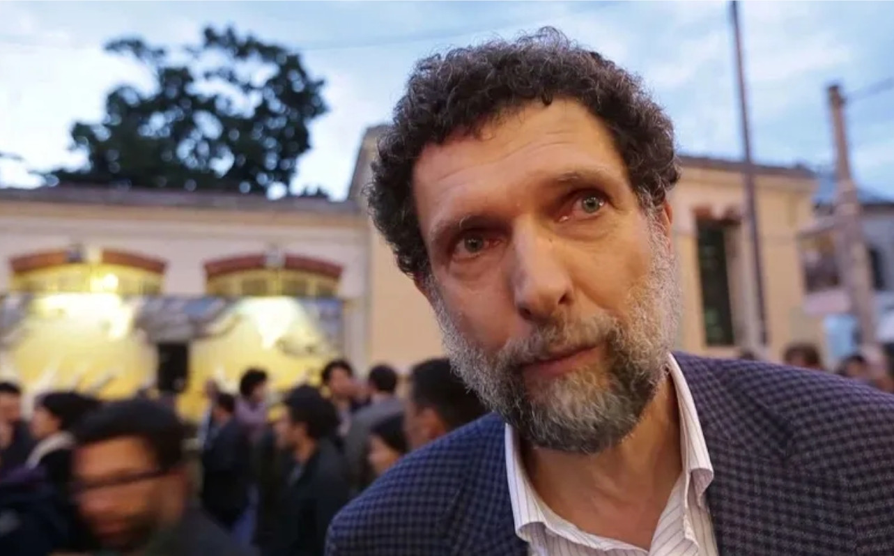 Appeals court overturns acquittal of nine defendants, including Osman Kavala, in Gezi Park case