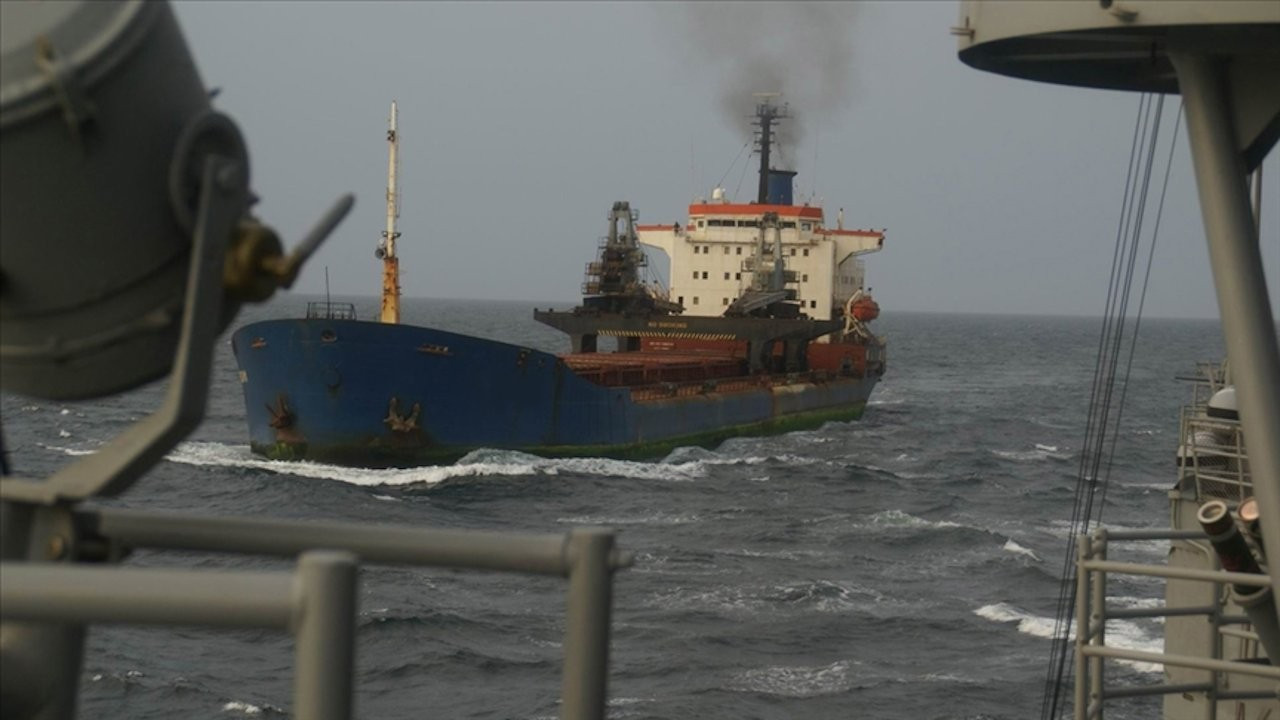Ship with Turkish crew at port in Gabon after pirate attack off Nigeria