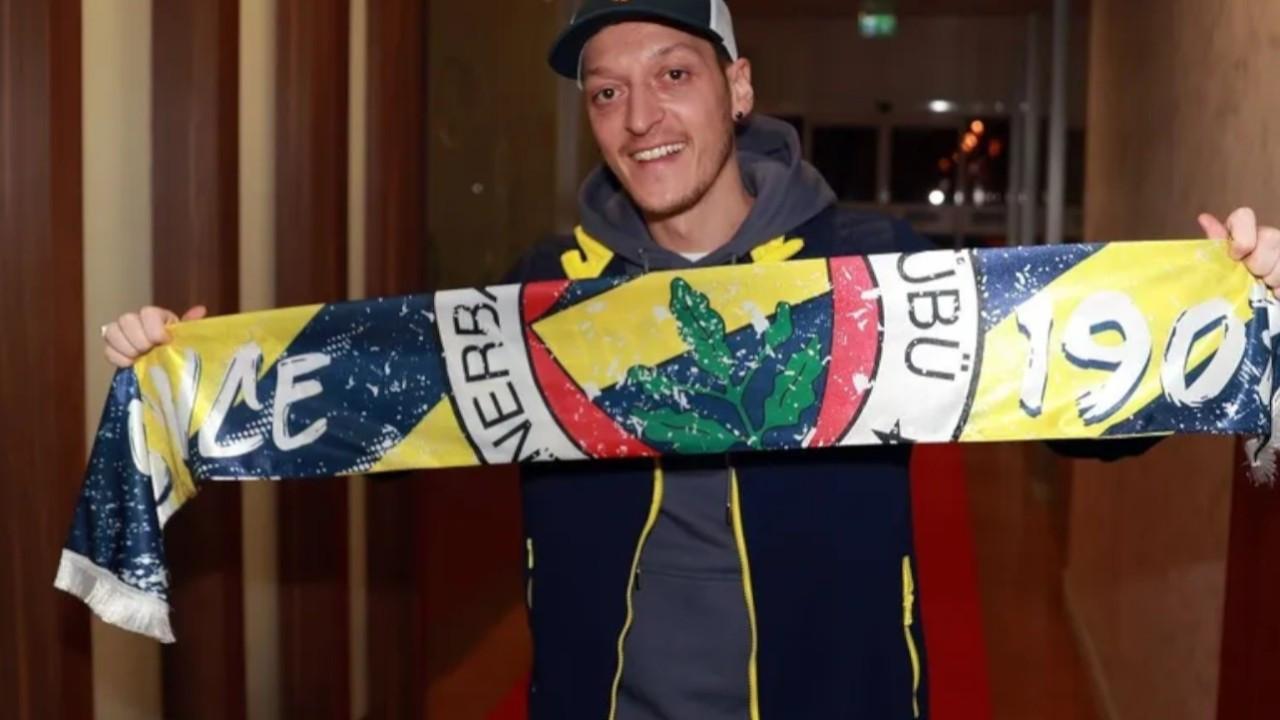 Mesut Özil to earn 3 million euros per year at Fenerbahçe