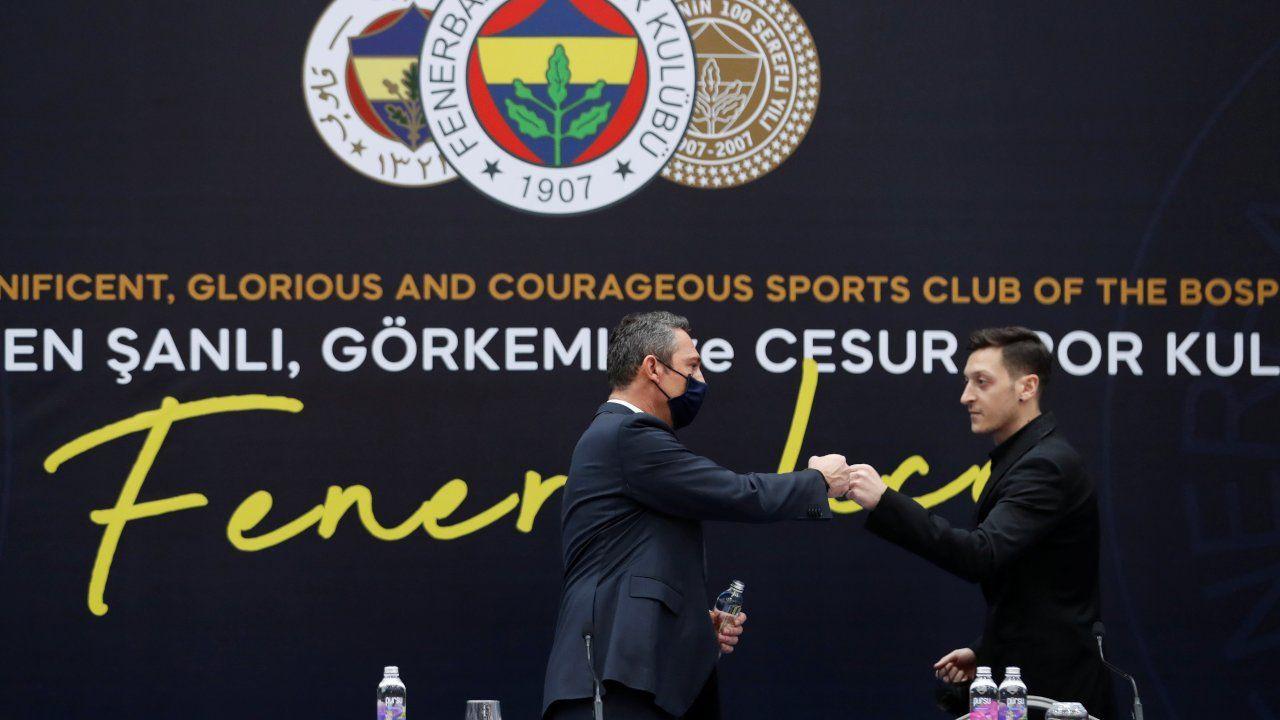 Fenerbahçe officially sign Mesut Özil - Page 1