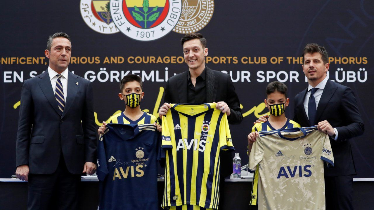 Fenerbahçe officially sign Mesut Özil - Page 4