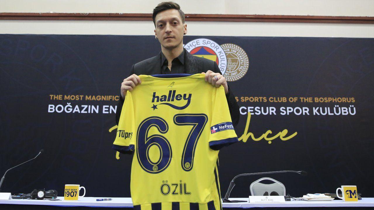 Fenerbahçe officially sign Mesut Özil - Page 2