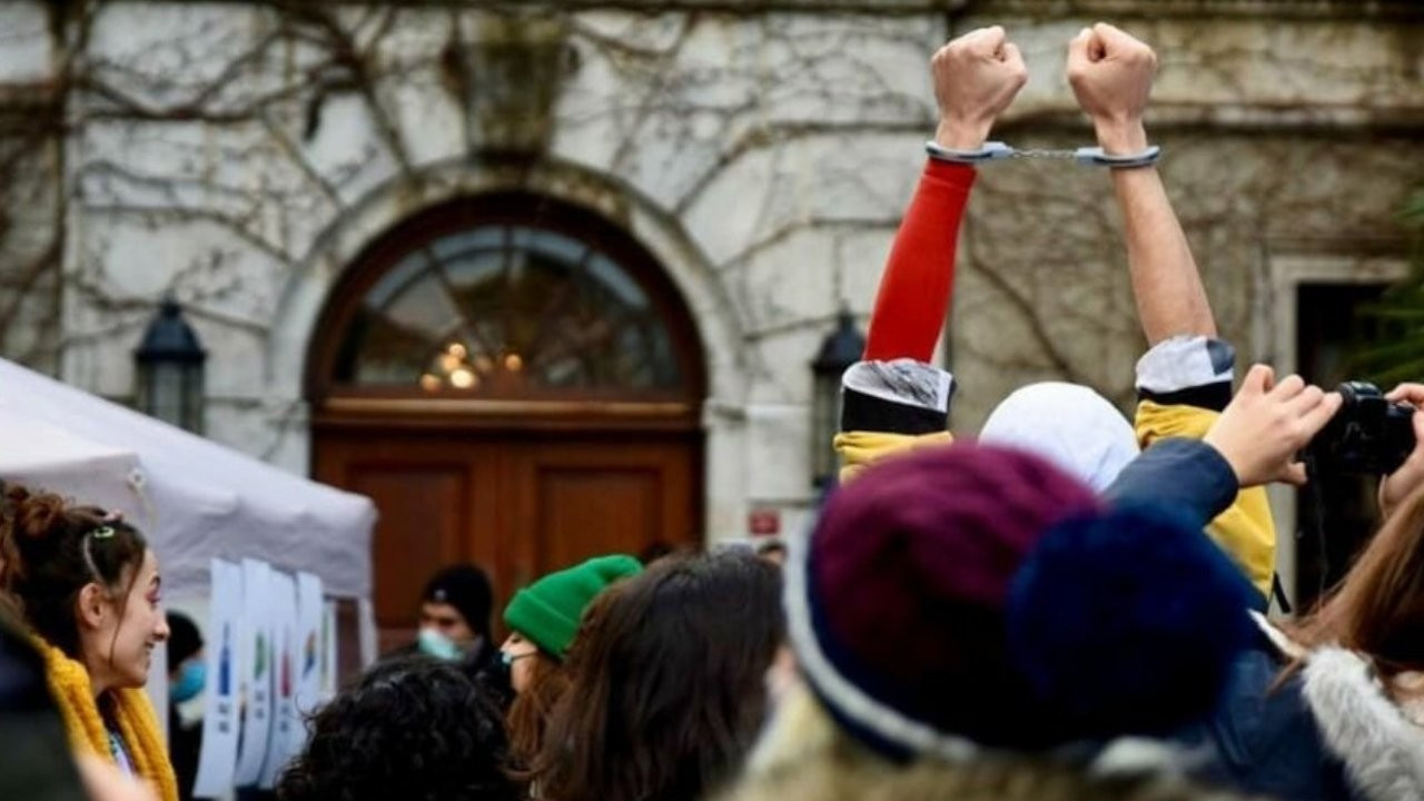 Accusations against Boğaziçi students changed to pave way for arrest
