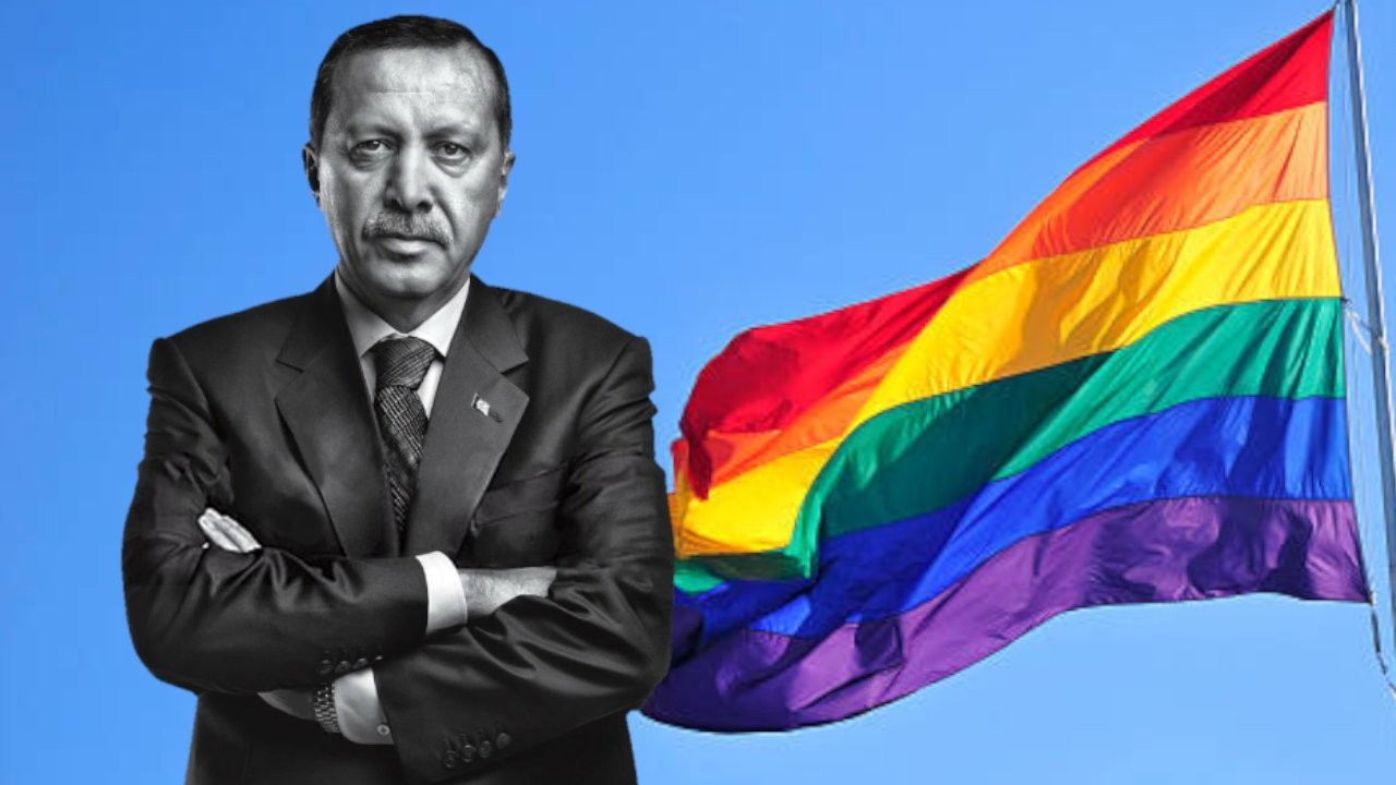 President Erdoğan praises his party's youth for not being LGBT