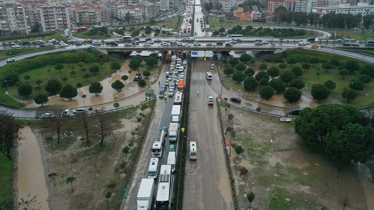 Flood death toll rises to two in Aegean İzmir