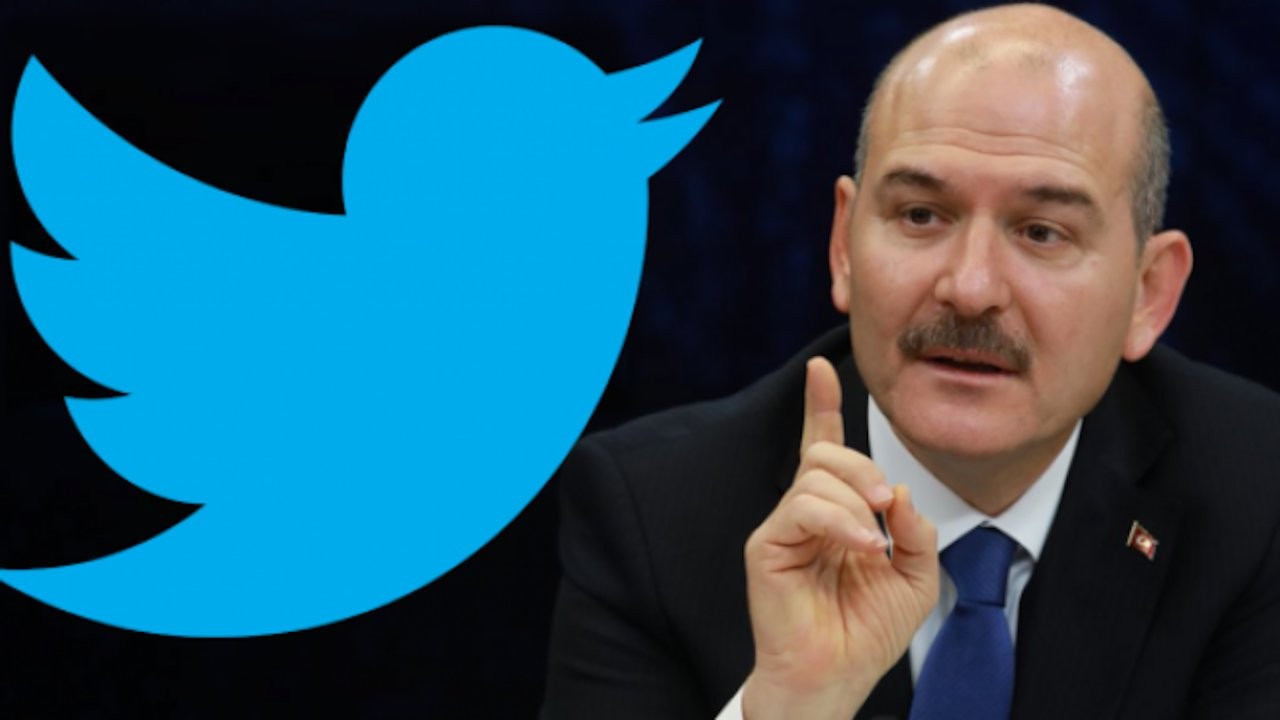 Twitter limits engagement on Soylu's tweets over hateful conduct against LGBT community