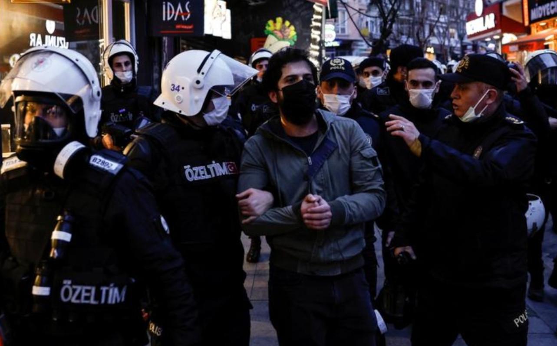 Erdoğan ally Bahçeli calls Boğaziçi University protesters 'terrorists, snakes, barbarians'