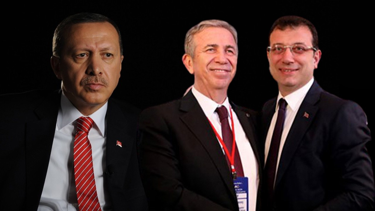 Main opposition CHP's İmamoğlu, Yavaş beat Erdoğan for presidency in new survey