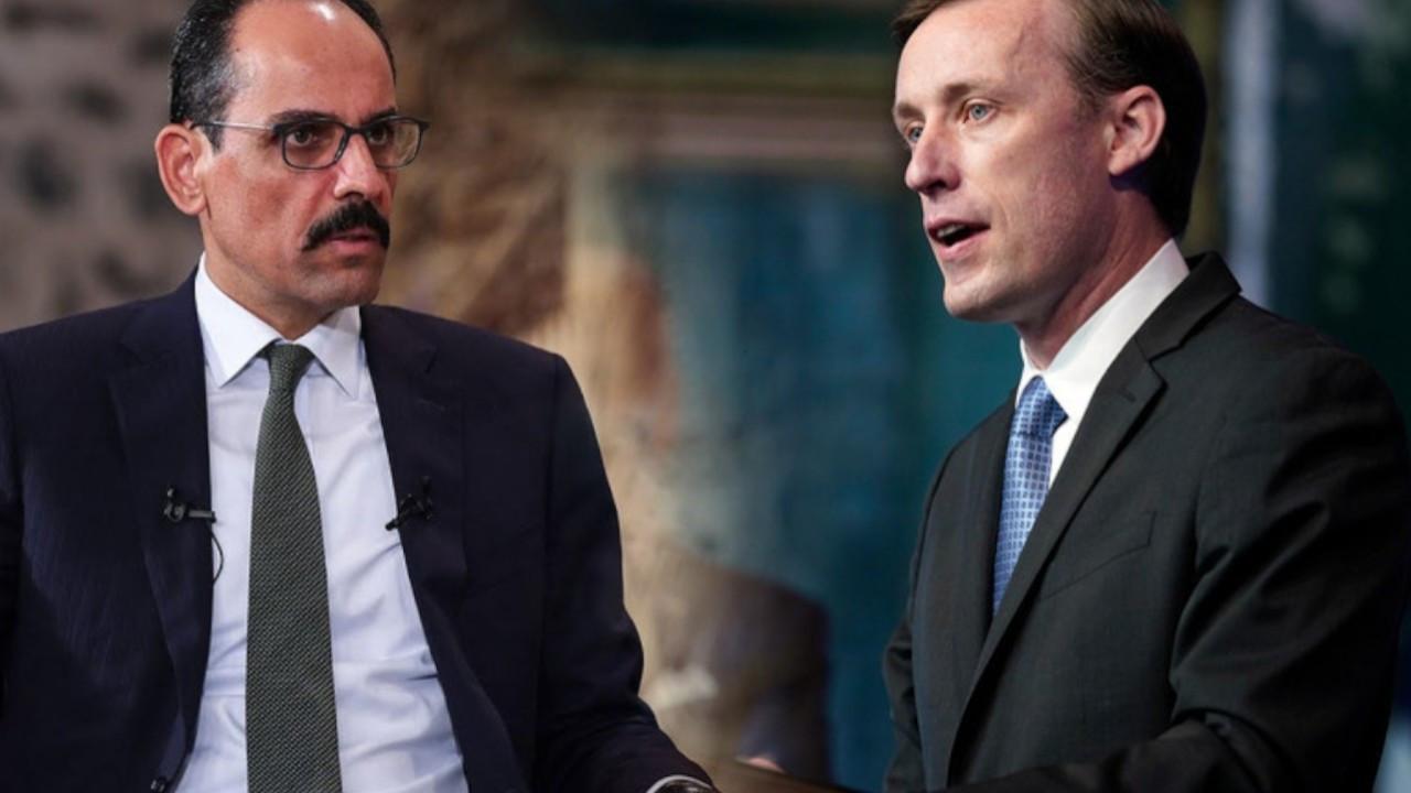 Turkey, US security advisers hold first talks since Biden inauguration