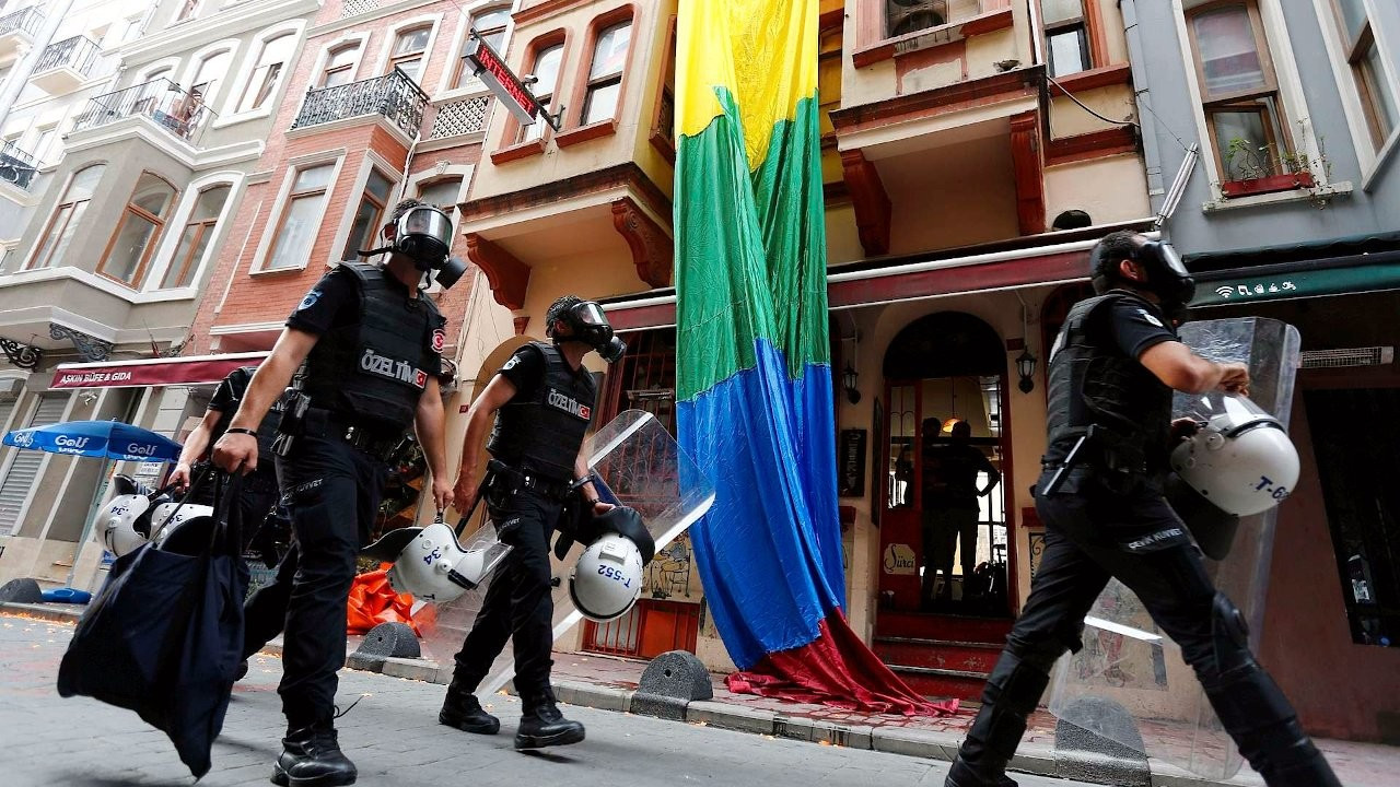 Turkey's LGBT community anxious but defiant in face of gov't attacks