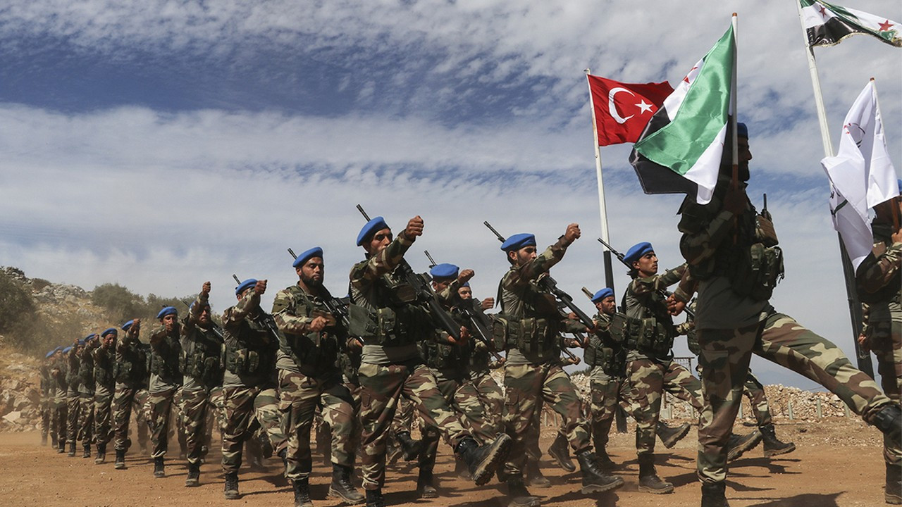 'Ankara, Turkey-backed rebels illegally brought 63 Syrians to Turkey'