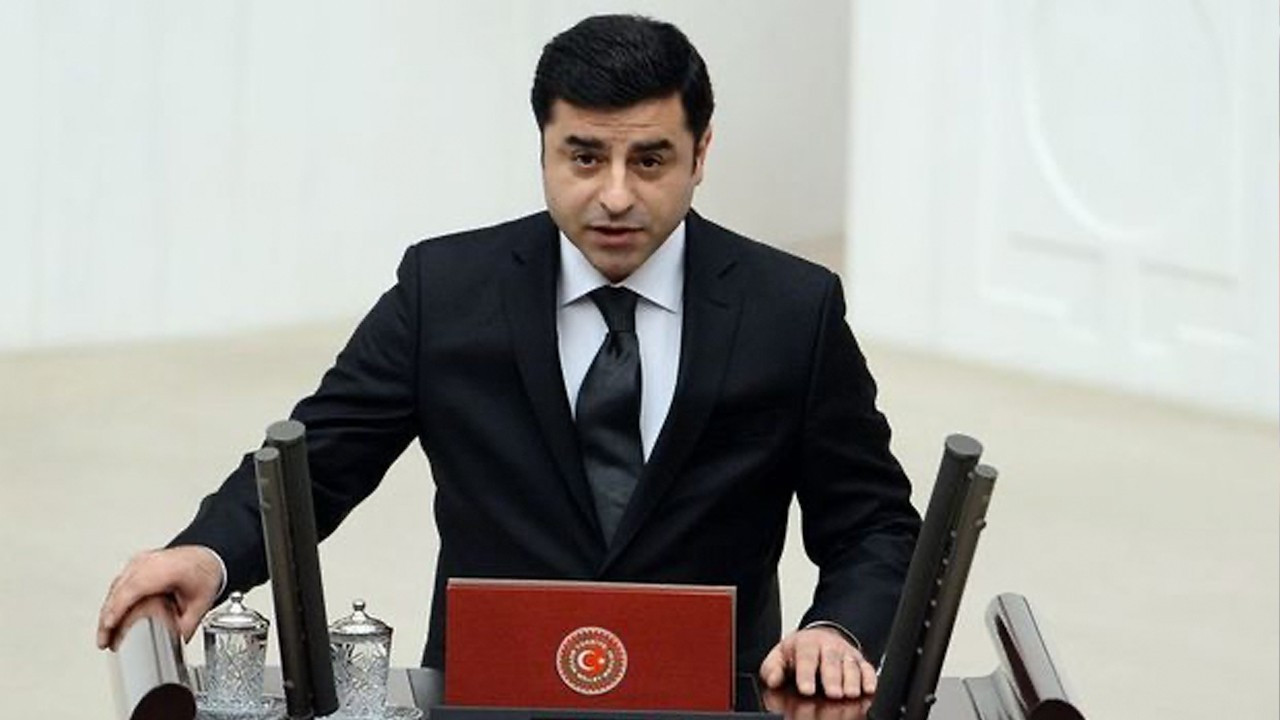 Referendum, election results would be different if I was not imprisoned, Demirtaş says