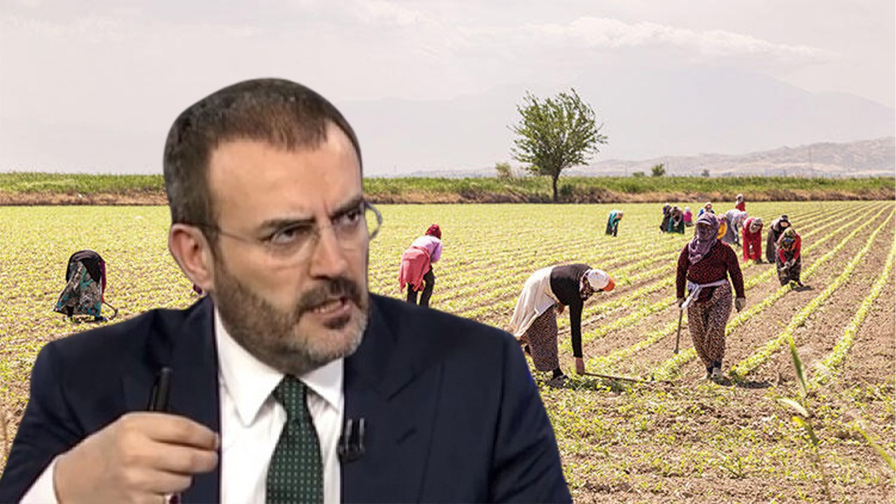 AKP spokesperson suggests farmers' complaints are unfounded, says they own iPhones