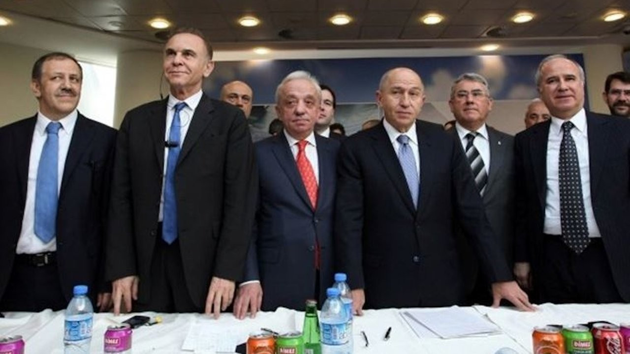 'The gang of five': Nepotism, corruption and tender-rigging in Turkey