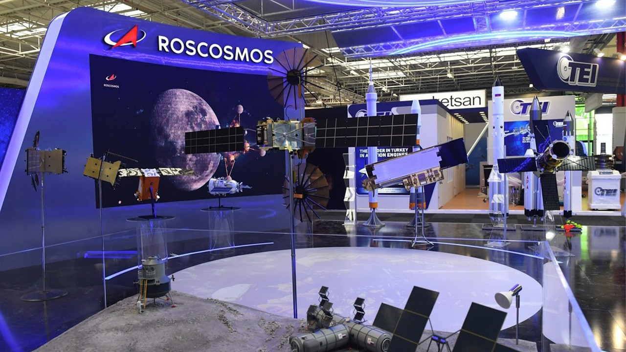 Russian space agency waiting for Turkish offer to collaborate