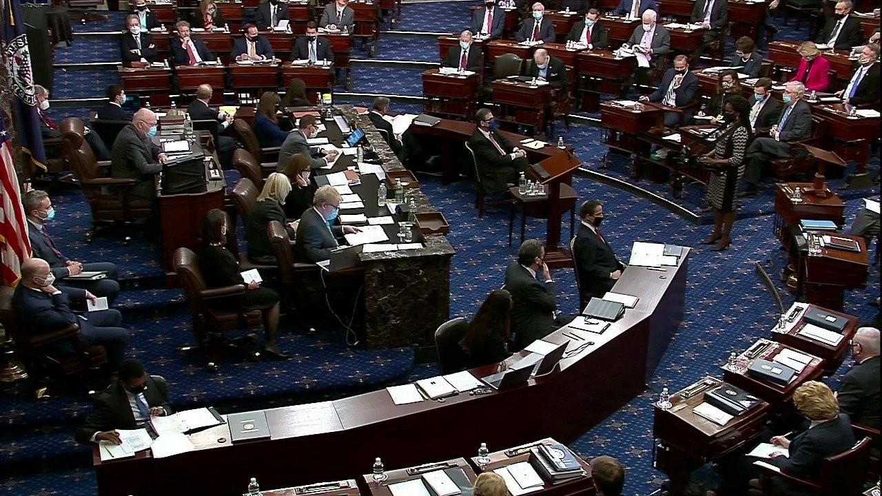 Majority of US senators urge Biden to press Turkey on human rights