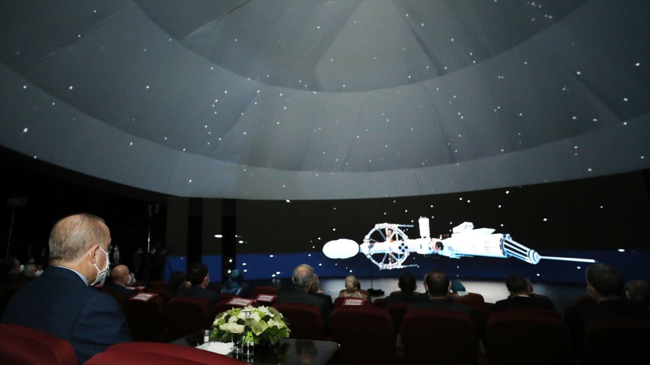 Turkey aims to reach the moon in 2023 - Page 2