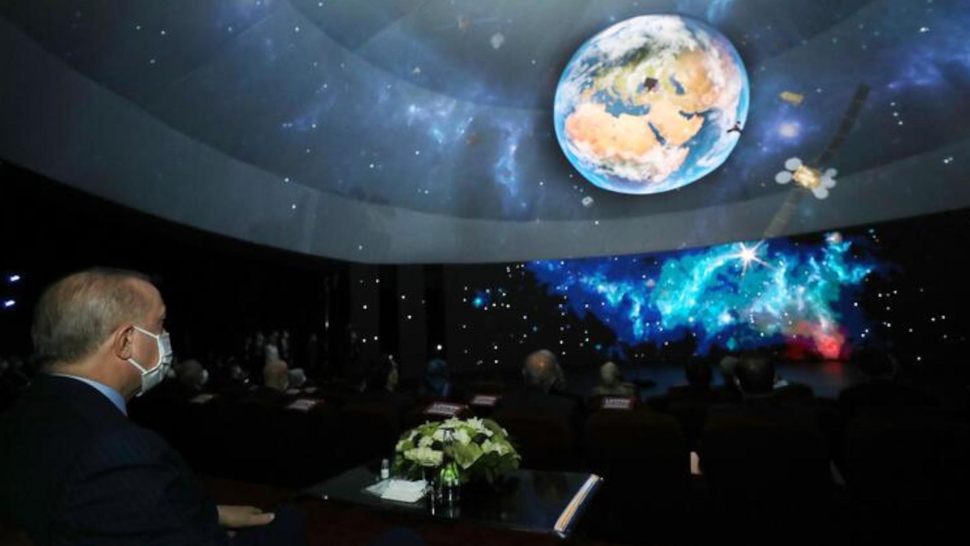 Erdoğan's new spectacle: Sending women into space